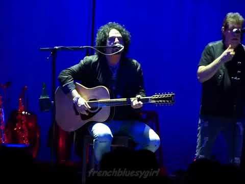 Toto - Georgy Porgy (acoustic) - Live Lille - 15/03/2018
