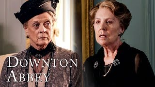 Dowager VS Isobel Crawley | Round 1 | Downton Abbey
