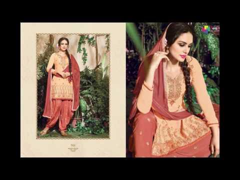 PATIYALA DRESSES  - SURAT TEXTILE BAZAAR