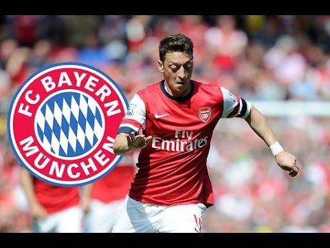 Mesut Özil - Welcome to Bayern München 2016?