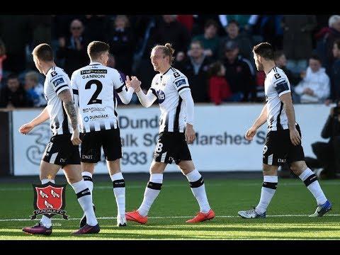 📽️ HIGHLIGHTS   Dundalk FC 4-0 Sligo Rovers   31.05.2019