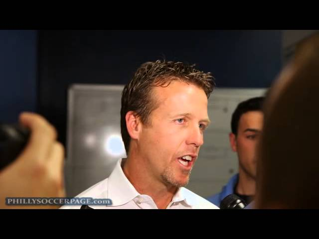 Union 0-3 Red Bulls Press Conference John Hackworth