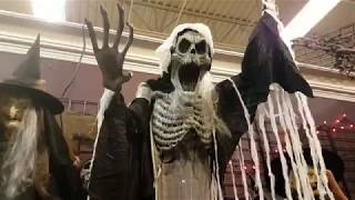 Happy HolloWigsday Sale! Look for scary scalps in this haunted house tour!