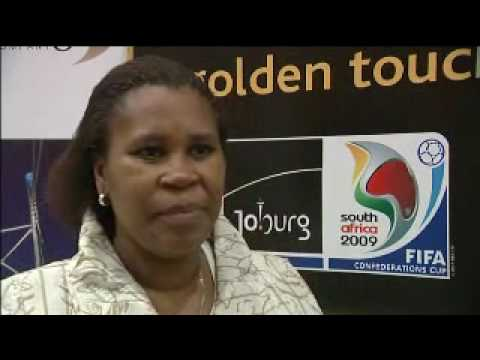 Sibongile Mazibuko, Executive Director 2010, City of Johannesburg @ INDABA 2009