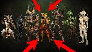 Diablo 3 / Saison 13 / FR / Choisir son personnage avec Damdevil !