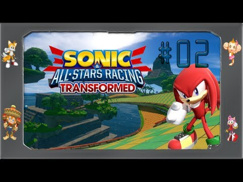 Sonic All Star Racing Transformed - #02