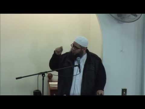Moulana Mikaeel - Jummah on 12/19/14