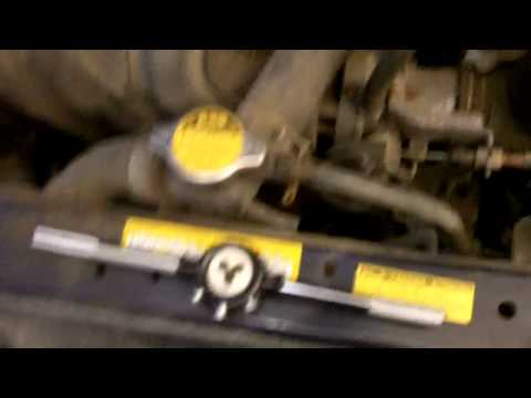 Armand Melanson - toyota echo broken shifter cable fix
