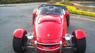 1998 Panoz Roadster AIV Walk Around tour..FOR SALE NOW!