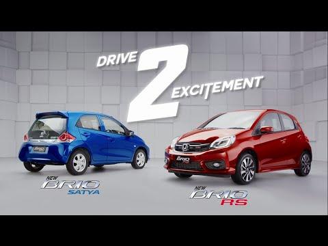 New Honda Brio TVC 60s