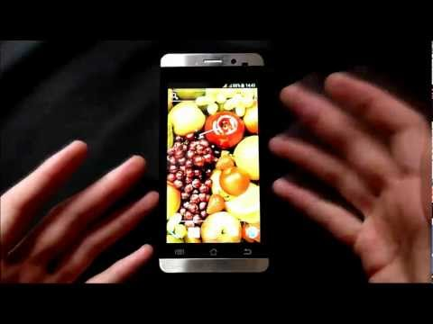 Jiayu G3 Deutsch/German Handy review