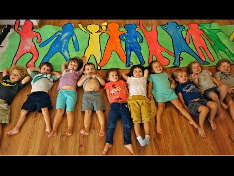 Nursery School Art Gallery Video Installation
