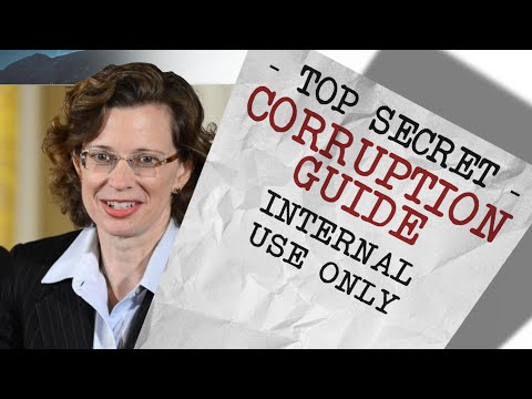 Corruption Memo Leaked - Money Matters & You Don't