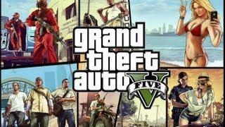 [GTA V] О Gameplay,О слухах