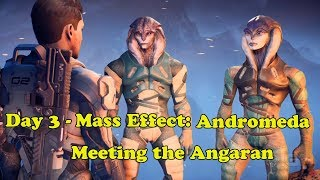 Mass Effect: Andromeda - Day 3