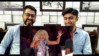 Indian Dance Crew V.Unbeatable Earns GOLDEN BUZZER - America's Got Talent 2019 |REACTION |