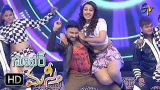Ester Noronha Dance Performance | Super Masti | Bhimavaram | 19th March 2017  | ETV Telugu