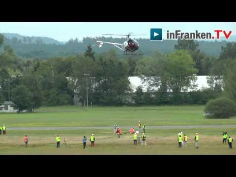 Deutsche Hubschrauber-Meisterschaft in Bamberg 31.7.2011