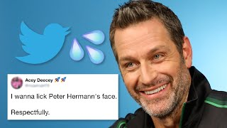 Peter Hermann Reads Thirst Tweets
