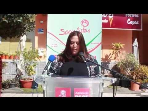 PSOE 8 Marzo 2015 Día Internacional de la Mujer