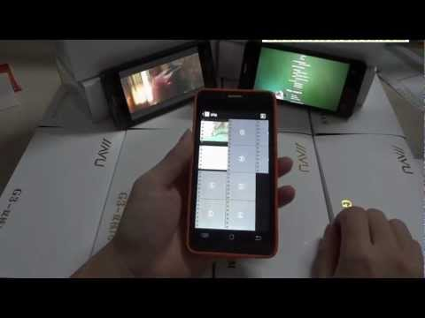 Jiayu G3 100 pcs un-boxing hands-on kick off reviews
