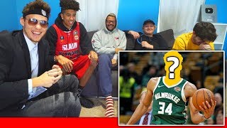 INSANE GUESS THAT NBA PLAYER!