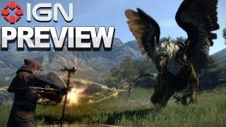 Dragon's Dogma - Game Preview