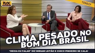 """""""DEIXA EU FALAR"""" FIQUEI COM VERGONHA DO CHICO PINHEIRO"""