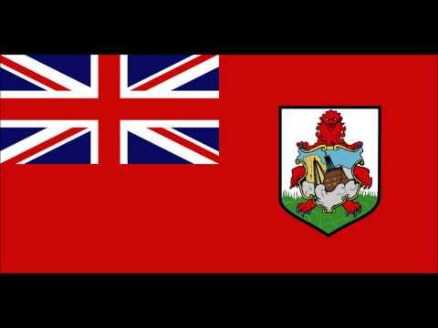 "Territorial anthem of Bermuda ""Hail to Bermuda"""