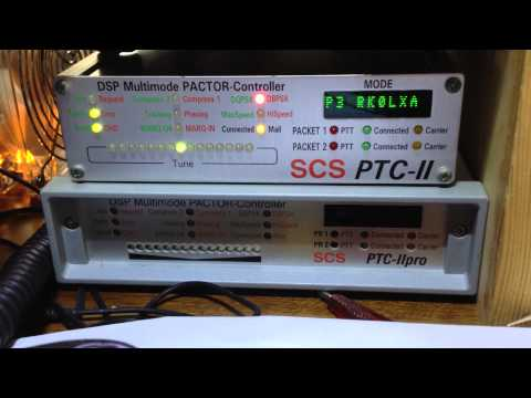 Pactor-III on the PTC-II made back in the mid 90's