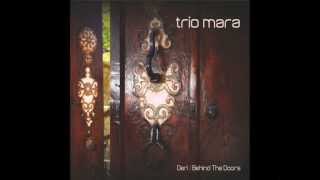 TRİO MARA  - DERÎ - BEHIND THE DOORS - CD