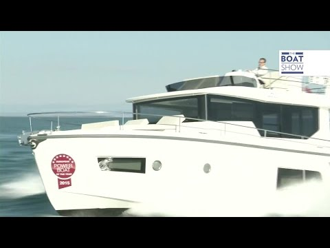 [ENG] CRANCHI ECO TRAWLER 43 - Review- The Boat Show
