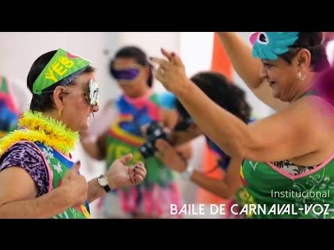 Baile De Carnaval (a Voz De Paulinia) video