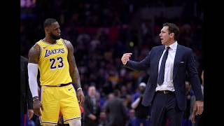 Laker Film Room: Looking at LeBron James at center in the new Lakers starting lineup