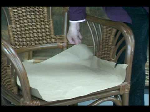 How To Make A Seat Cushion Template