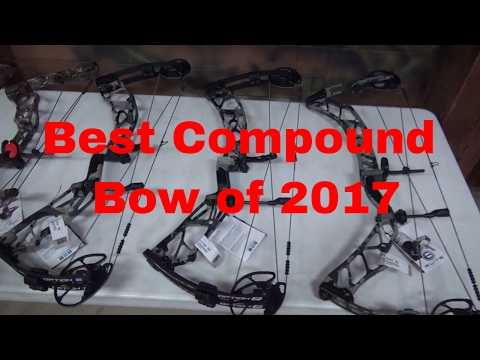 Best Compound Bow of 2017