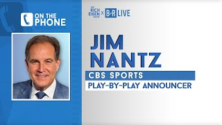 CBS Sports' Jim Nantz Talks Tom Brady, Super Bowl LIV & More w Rich Eisen | Full Interview | 1/20/20