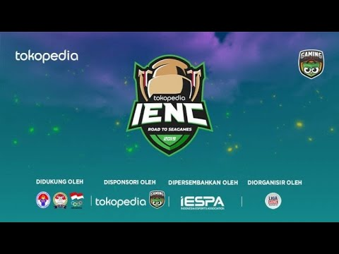 Tokopedia Indonesia Esports National Championship (IENC) - Road to Sea Games 2019