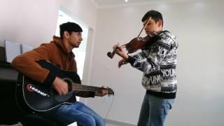 Hino 283 - Violão e Violino