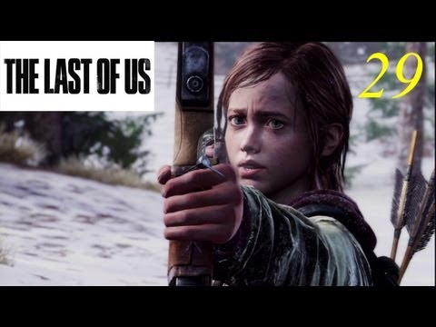 The Last of Us -  29 - | Fueron Masacrados por un Hombre Loco | Guia Español Walkthrough [HD] PS3