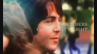 Watch Beatles Golden Slumbers video