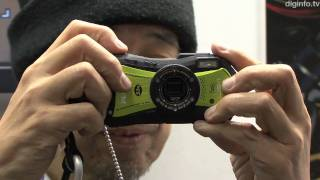 Pentax Optio WG-1 - Waterproof and Shock Resistant #DigInfo