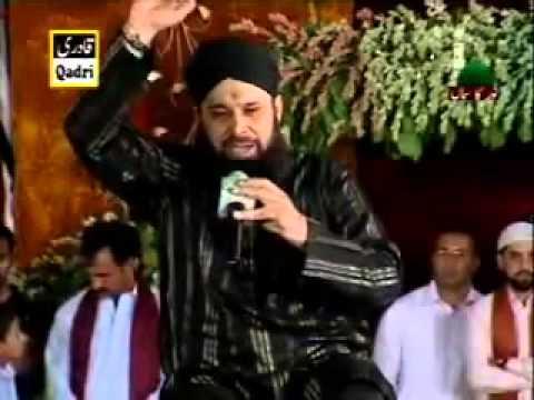 Dar E Nabi Par Ye Umar Beethay Muhammad Owais Raza Qadri Flv video