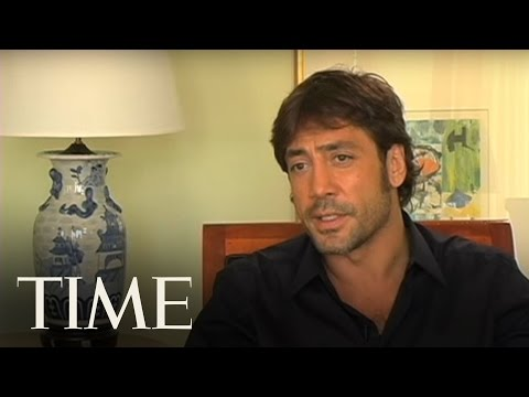 TIME Interviews Javier Bardem