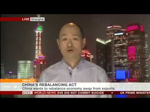 CHINA ECONOMY - BBC WORLD NEWS