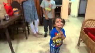 My Son Om And Osho Dance Birthday Celebrating