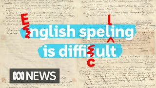 Why English spelling makes no sense | Did You Know?