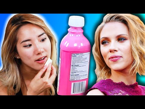 People Try Weird Celebrity Beauty Hacks