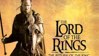 Original Trailer Music LOTR The Rarities Archive