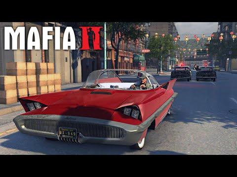 Mafia 2 - SPACE SHIP